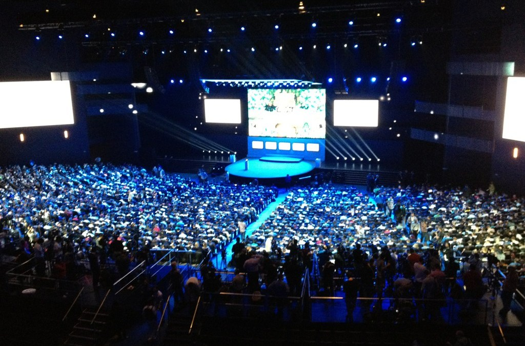 What's it really like to go to E3, the world's biggest games event?