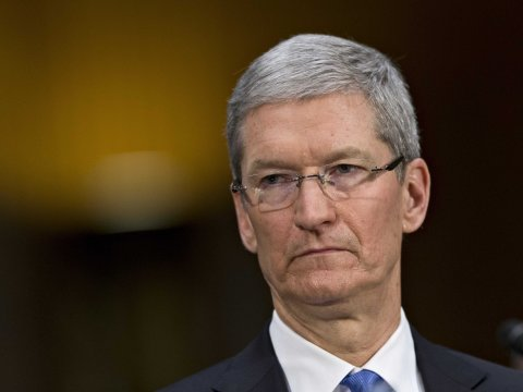 Fake news is 'killing people's minds', says Apple boss Tim Cook