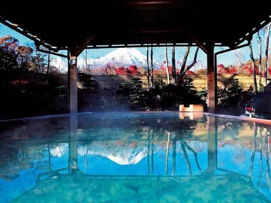 山中湖溫泉紅富士之湯 | DiGJAPAN!