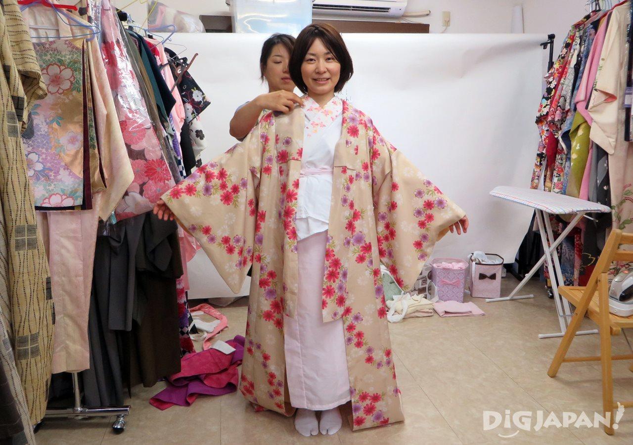 日本和服體驗!變裝和服逛淺草!   DiGJAPAN!