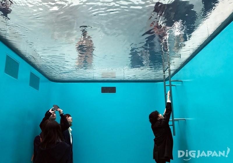 金澤21世紀美術館探訪夢幻泳池!金澤旅遊必逛重點美術館! | DiGJAPAN!