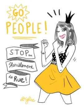 Stop Harlècement de Rue - Diglee