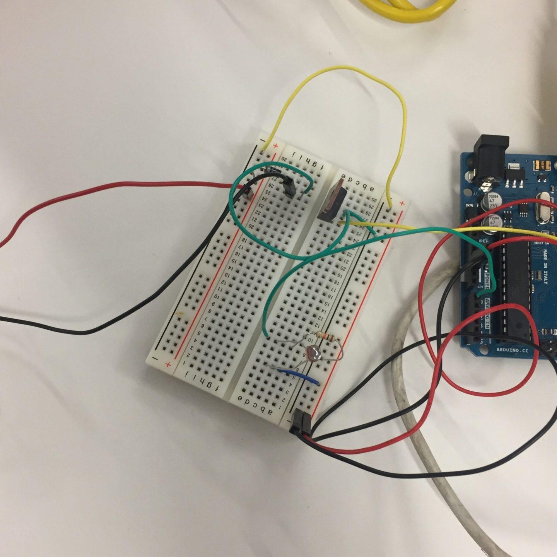 Arduino Week 04