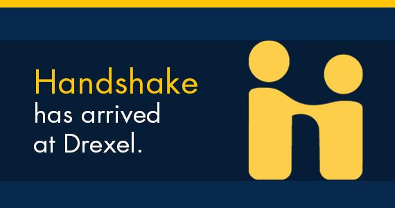 Handshake Is Here at Drexel!