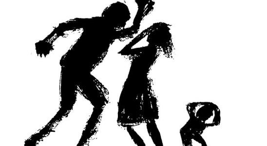 Chaque année plus de 5800 femmes et enfants sont mis en sécurité à cause de la violence conjugale