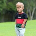 Le petit Quaden Bayles, victime de harcèlement dans son école de Brisbane.