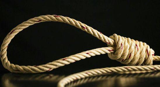 Une corde à pendaison.