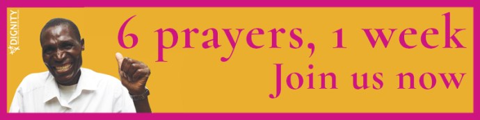 Week of Prayer Email footer