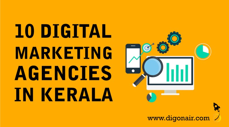top 10 digital marketing agencies in kerala