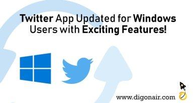 twitter app updated for windows users