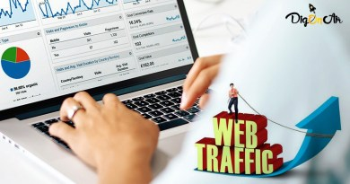 how to generate web traffic with limited budget