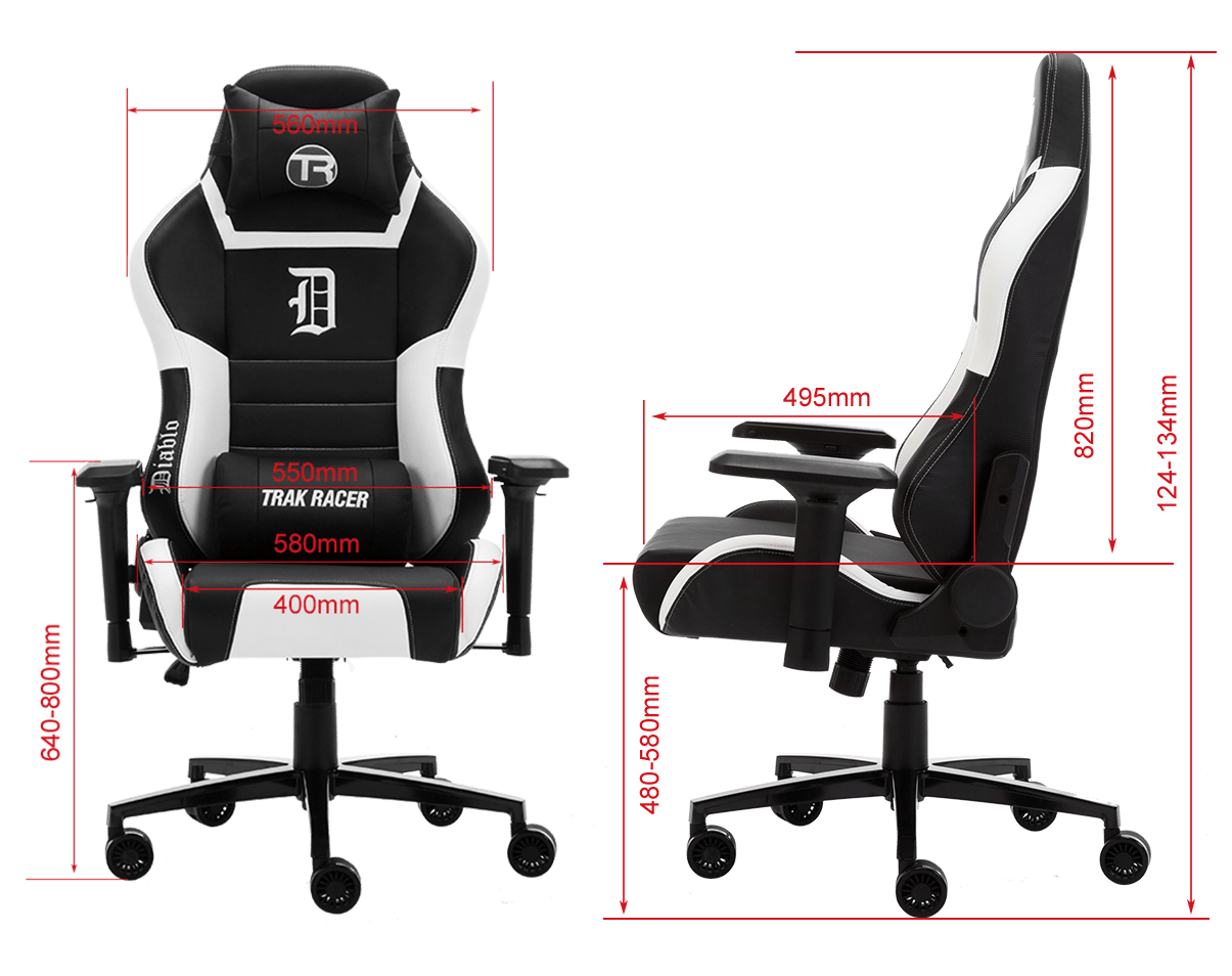 Racing Seat Office Chair Mexico Diablo Chair
