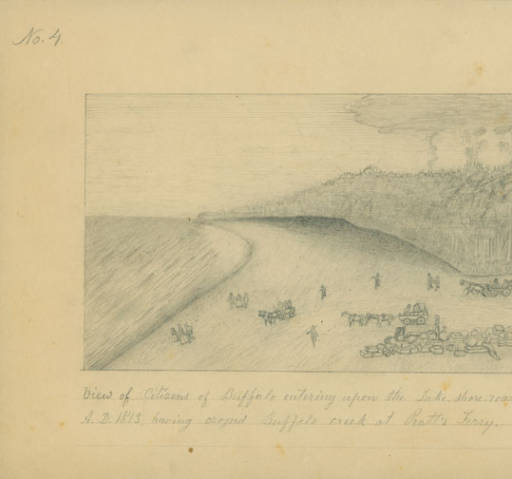 War of 1812 and Burning of Buffalo