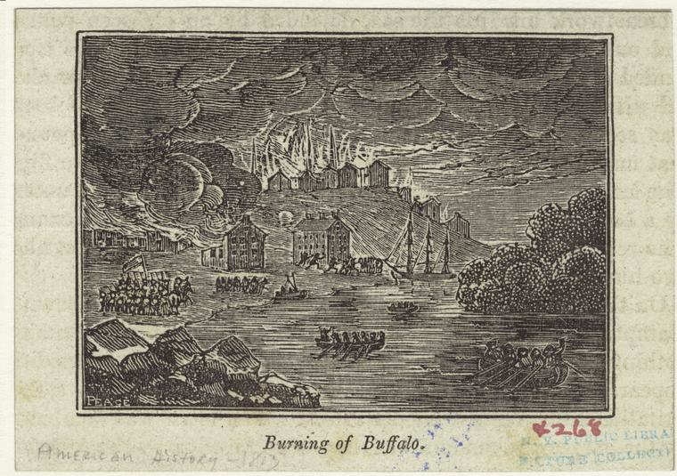 The War of 1812 and The Burning of Buffalo