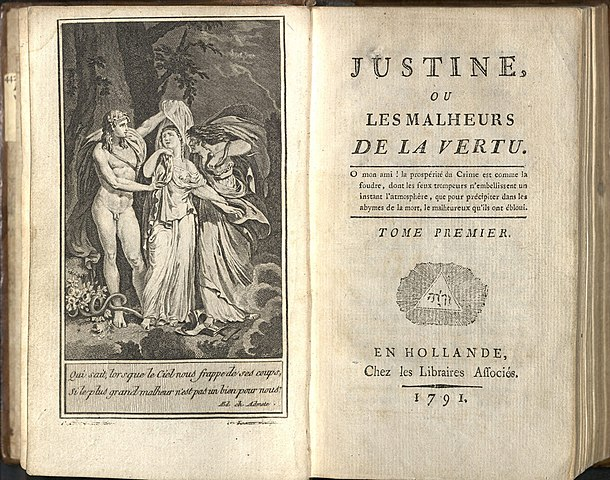 Marquis de Sade French Revolution