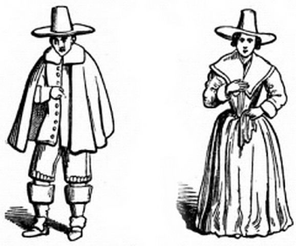 Puritans have premarital sex