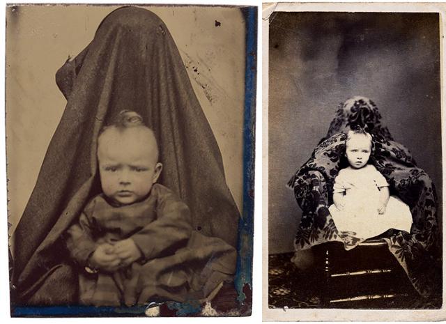 Hidden Mother Photo