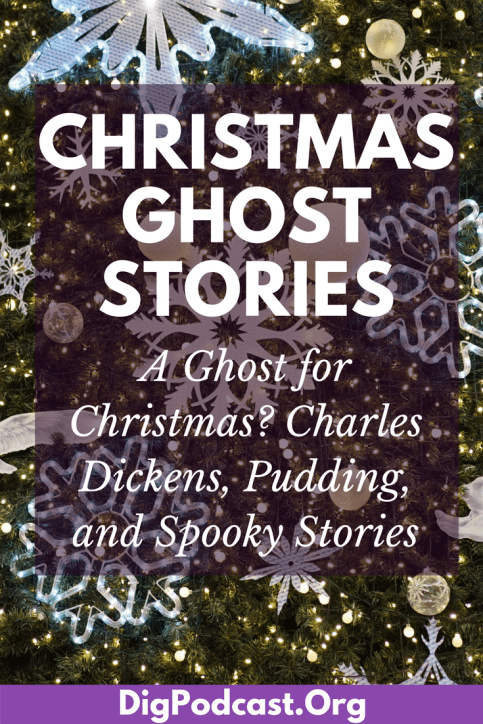 """We are discussing the old tradition of telling spooky tales on Christmas night.On first blush, it may seem strange to tell ghost stories at Christmastime. These holiday celebrations are also happening during the deepest part of the winter months.Typically, this is the period of the year where people kind of hunker down around a fire. It's a little bit of a scary time because it's so dark outside.This led to the tradition of telling ghost stories around the Yule log. And there's evidence that these """"Winter Stories"""" were part and parcel of the Christmas season.Ghost stories have been associated with Christmas long before Charles Dickens and A Christmas Carol. Yet, to many Christmas revelers A Christmas Carol has become synonymous with Christmas."""