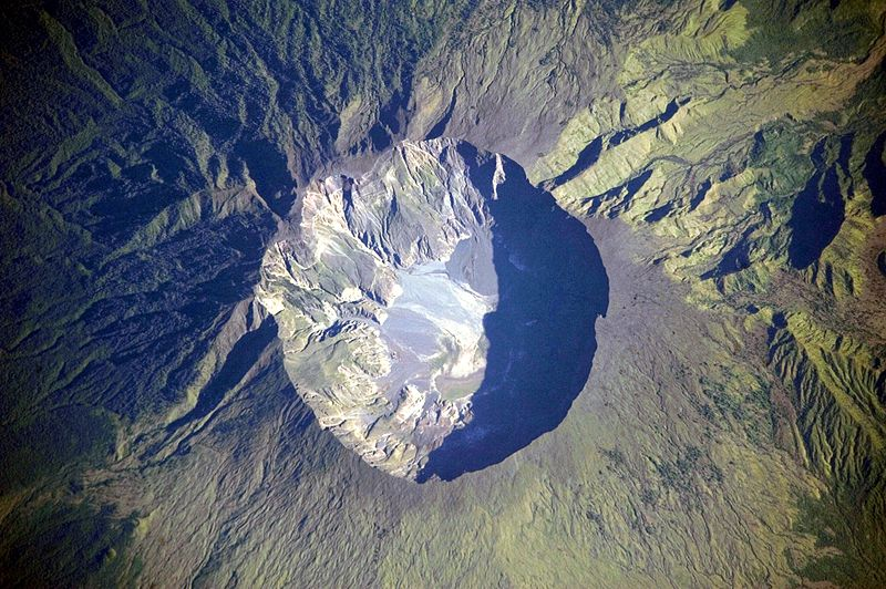 Mount Tambora and the Year Without a Summer - DIG