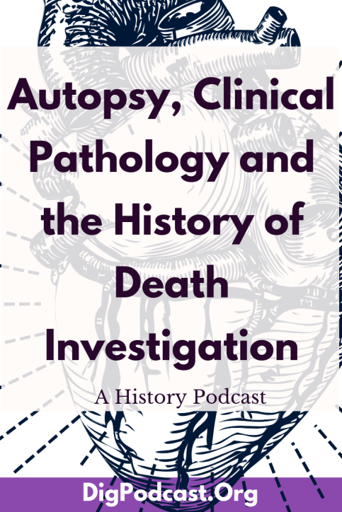Forensic Pathology and the History of Death Investigation - DIG