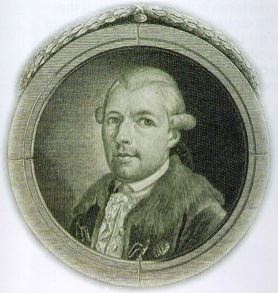Adam Weishaupt (1748–1830), founder of the Bavarian Illuminati. Public Domain