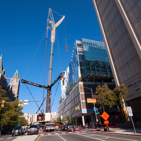 Determining the right crane for your project.