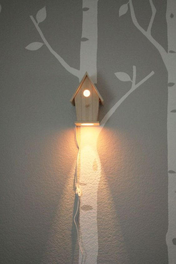 32 Creative Lamps And Lights For Kids' Rooms And Nurseries