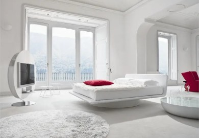 White Bedroom Designs