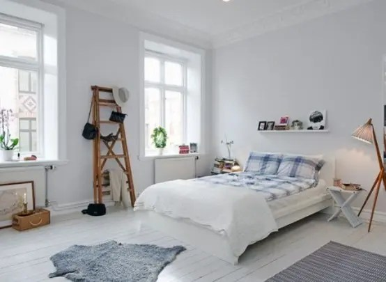50 Cozy And Comfy Scandinavian Bedroom Designs