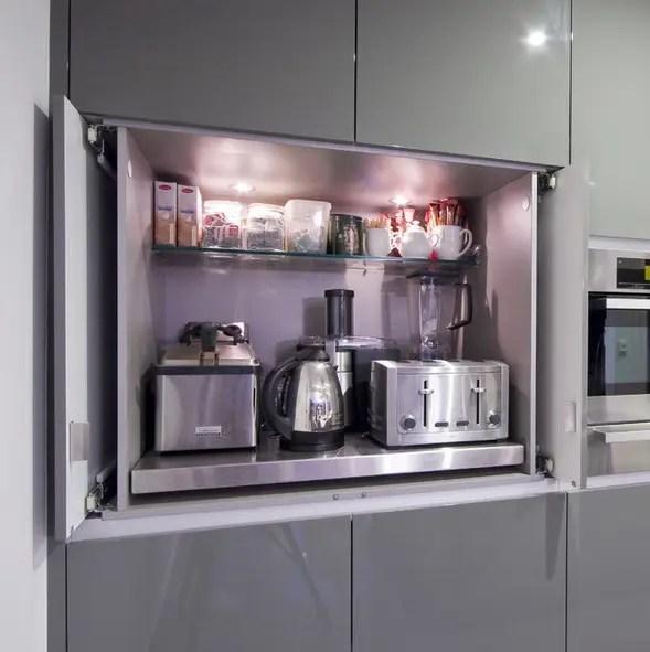 Creative Storage Ideas For Small Kitchens Novocom Top