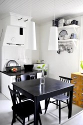 kitchen creative dining kitchens designs table very tiny area room digsdigs remodeling plans pequenas prohandmade source cocinas space contemporary modern