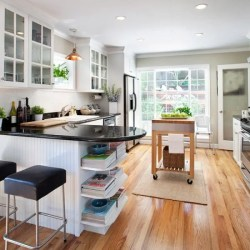 kitchen creative kitchens decorating designs idea digsdigs layout cabinets tips square island prohandmade source wall