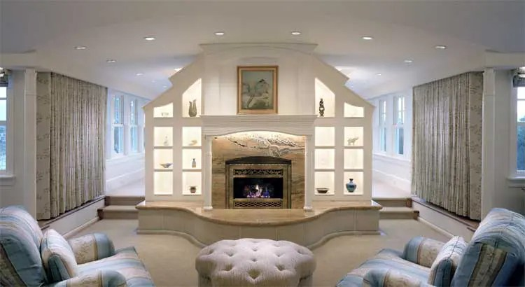Cool Fireplace Tools Fireplace Design Ideas Curved House Design With Extensive Interior Woodwork