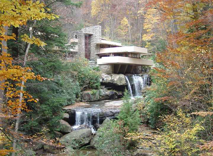 Fallingwater  One Of The Most Famous Houses In The World