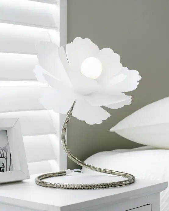 Cool Wall Lights Touch Of Nature In Decor: 25 Flower And Plant Inspired