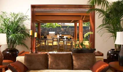 outdoor luxury dining interior hualalai ownby kitchen patio dream designs hawaii digsdigs tropical decor room inspired nature casas lujo exotic