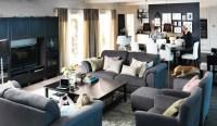 IKEA Living Room Design Ideas 2012 | DigsDigs