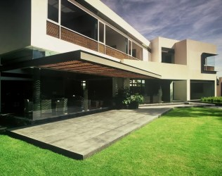 modern limestone urban mexico walls ba uban digsdigs karmatrendz arquitectos gomez crespo