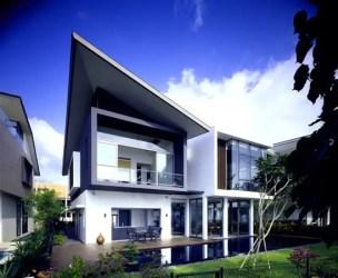 modern houses cove sentosa homes designs area mansions cool architecture preetha prasad lot 2009 plans digsdigs modernas fachada open windows