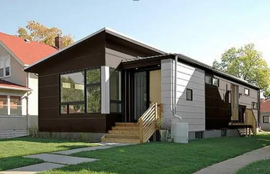 Modern Small Prefab House By HIVE Modular