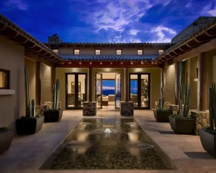 spanish modern interior exterior front traditional ownby digsdigs
