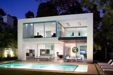modern simple interior pool designs comfy casa houses amazingly dos contemporary pisos con homes architecture por beach designer modernas piscina