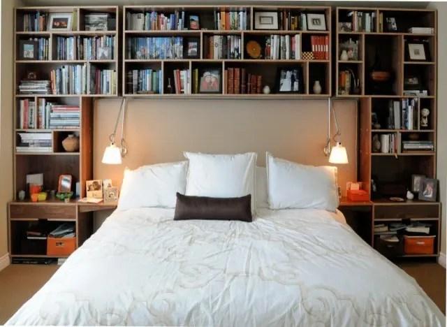 44 Smart Bedroom Storage Ideas Digsdigs