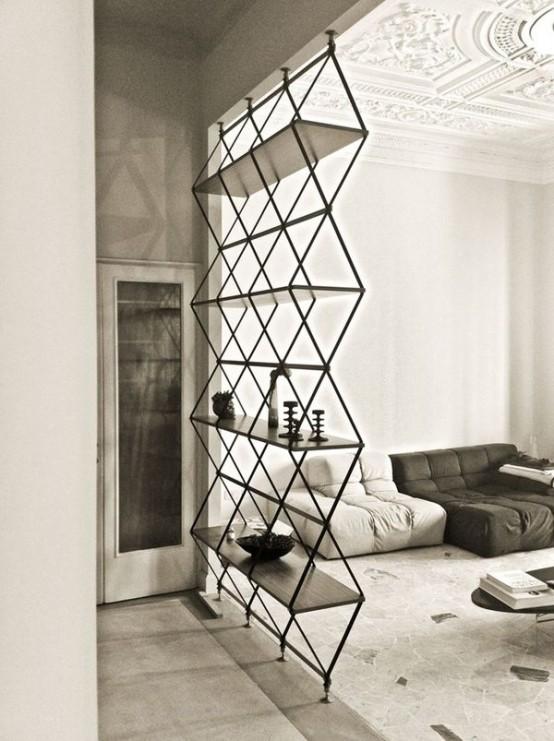 Geometric Decor : geometric, decor, Stylish, Geometric, Décor, Ideas, Living, DigsDigs