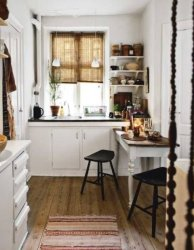 Cozy Cottage Cottage Kitchen