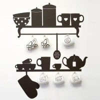 Original Wall Stickers for Kitchen Design - DigsDigs