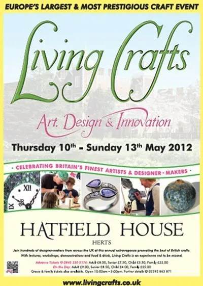 Living Crafts poster