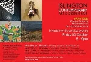 Islington Contemporary Art & Design Fair