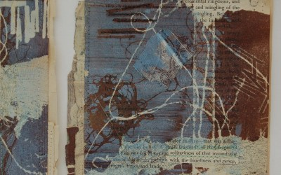 Sally Tyrie exhibits in Discerning Eye Exhibition 13 – 23rd November
