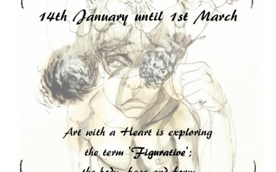 Go Figure – Exhibition at Art with a Heart, Altrincham